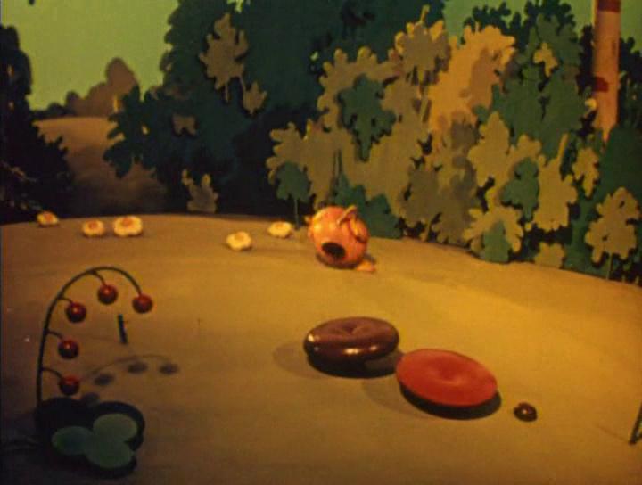 Колобок Союзмультфильм 1956 Г